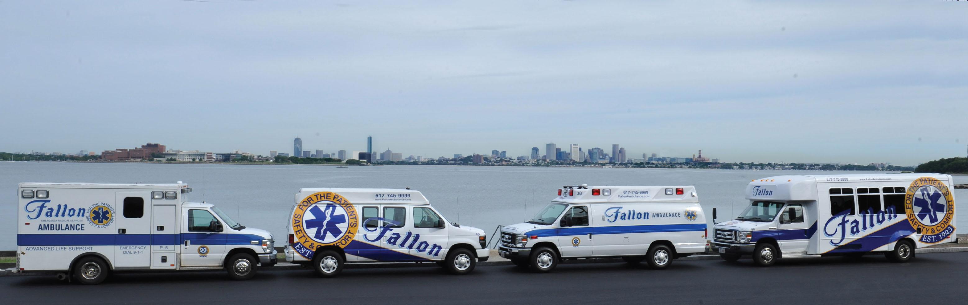 home fallon ambulance service